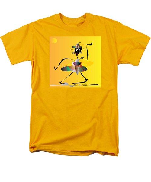 Hip Hop Men's T-Shirt  (Regular Fit) by Iris Gelbart