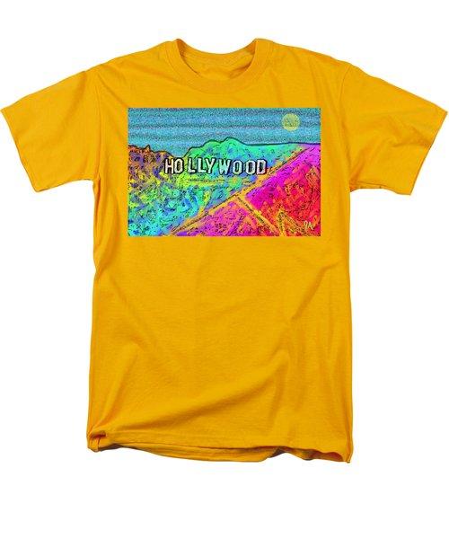 Hollycolorwood Men's T-Shirt  (Regular Fit) by Jeremy Aiyadurai