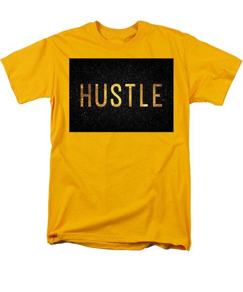 Hustle Men's T-Shirt  (Regular Fit) by Taylan Apukovska