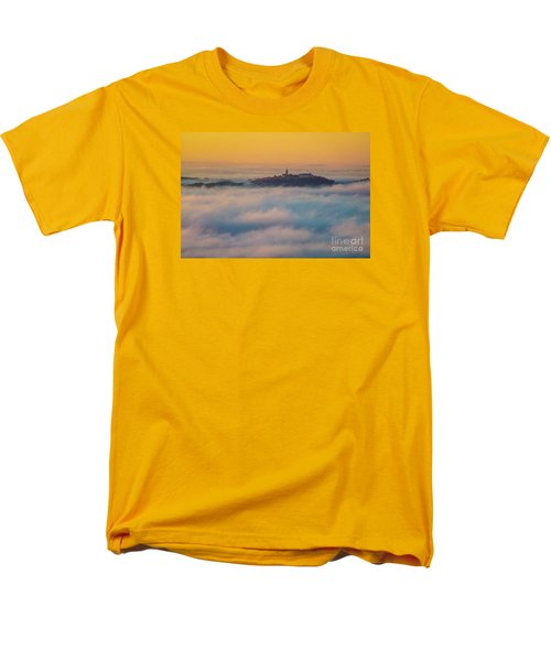 In The Mist 3 Men's T-Shirt  (Regular Fit) by Jean Bernard Roussilhe