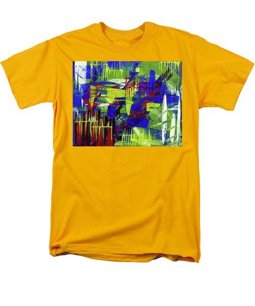 Intensity II Men's T-Shirt  (Regular Fit) by Cathy Beharriell