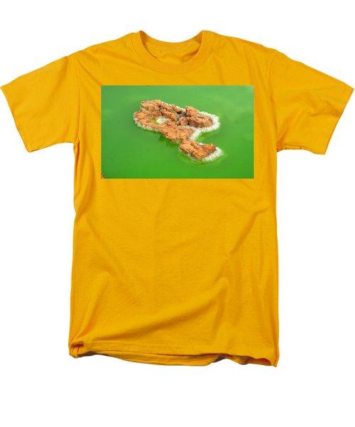Dallol #4 Men's T-Shirt  (Regular Fit) by Aidan Moran