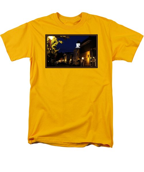 Jonesborough Tennessee 13 Men's T-Shirt  (Regular Fit) by Steven Lebron Langston