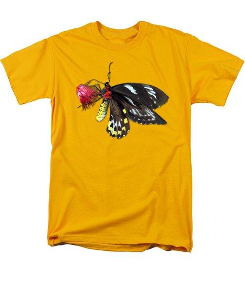 Key West Butterfly 12 Men's T-Shirt  (Regular Fit) by Bob Slitzan