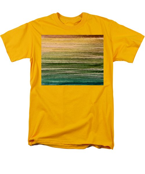 Lake Men's T-Shirt  (Regular Fit) by Ely Arsha