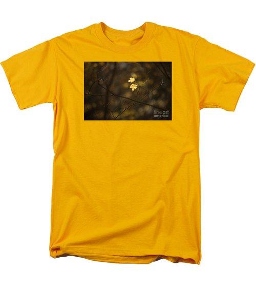 Late Autumn Light Men's T-Shirt  (Regular Fit) by Diane Diederich