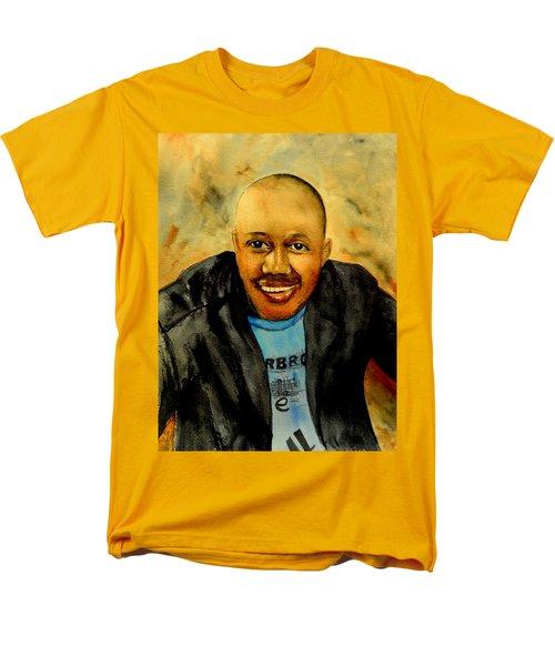 Lee  Men's T-Shirt  (Regular Fit) by Betty-Anne McDonald