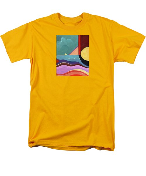 Let It Shine Men's T-Shirt  (Regular Fit) by Helena Tiainen