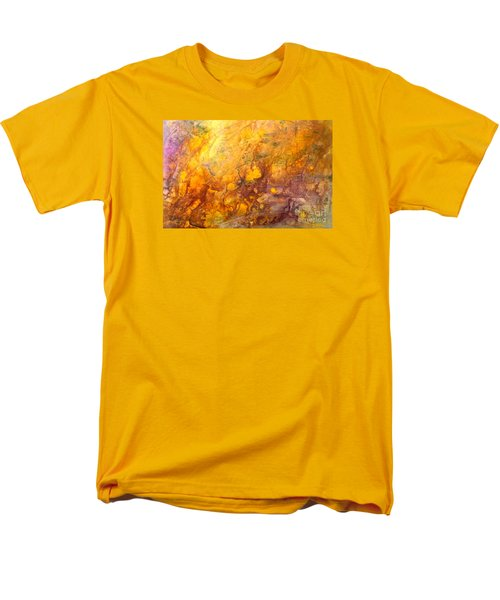 Letting The Sunshine In Men's T-Shirt  (Regular Fit) by Valerie Travers