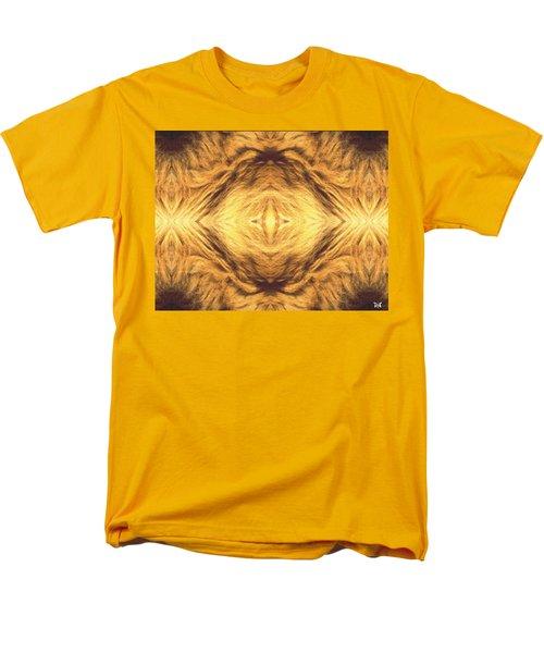 Lion's Eye Men's T-Shirt  (Regular Fit) by Maria Watt
