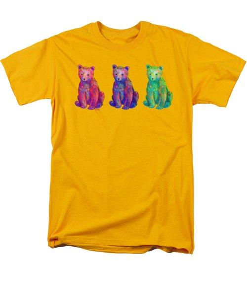 Little Bears Men's T-Shirt  (Regular Fit) by Teresa Ascone