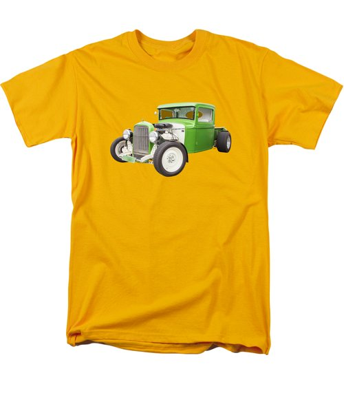 Little Green 32 Men's T-Shirt  (Regular Fit) by Keith Hawley