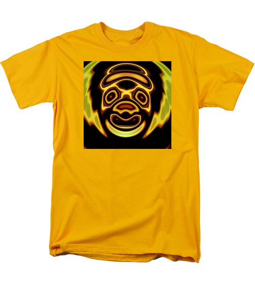 Men's T-Shirt  (Regular Fit) featuring the digital art Looming Sorrows by Mario Carini