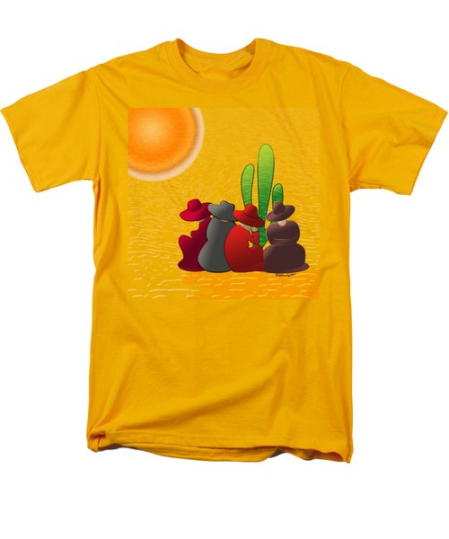 Midday Siesta Men's T-Shirt  (Regular Fit) by Methune Hively