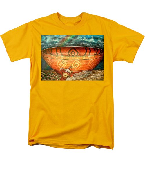 Miracles Men's T-Shirt  (Regular Fit) by Kim Jones
