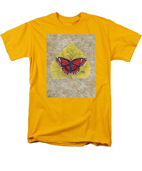 Monarch Butterfly Men's T-Shirt  (Regular Fit) by Ralph Root