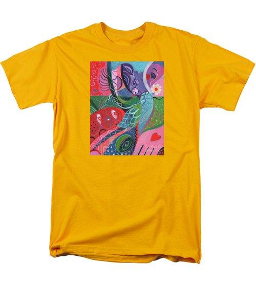 More Love Men's T-Shirt  (Regular Fit) by Helena Tiainen