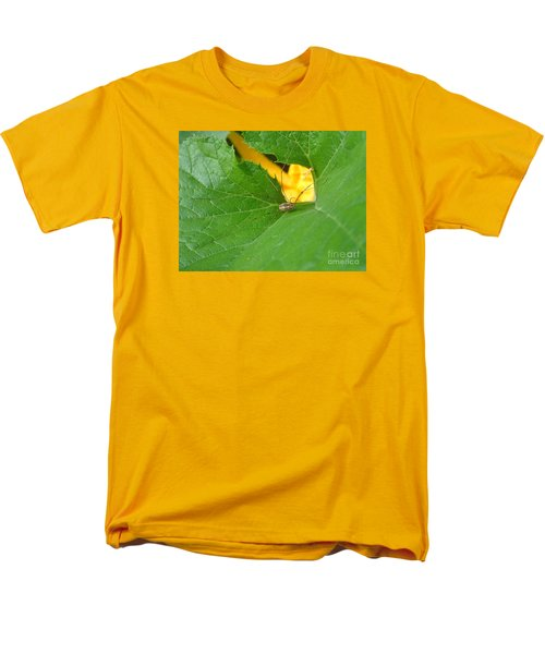 Men's T-Shirt  (Regular Fit) featuring the photograph Narrow Leaf Gorge by Christina Verdgeline