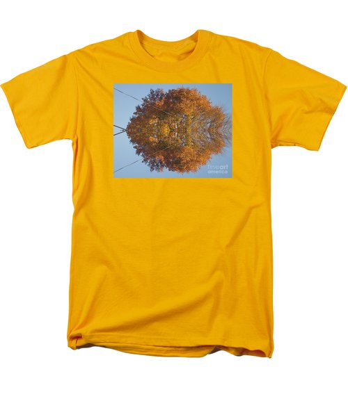 Nature Unleashed Men's T-Shirt  (Regular Fit) by Christina Verdgeline