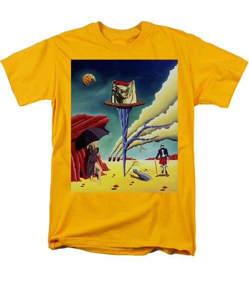 New Beginings Men's T-Shirt  (Regular Fit)