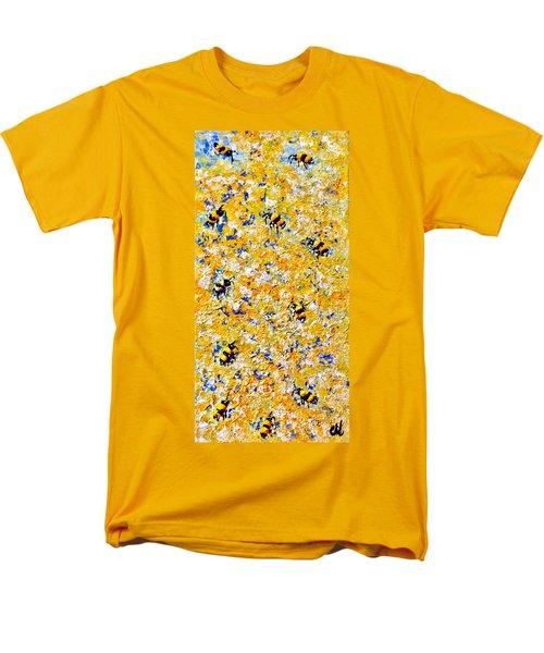 Ode To Bees.. Men's T-Shirt  (Regular Fit)