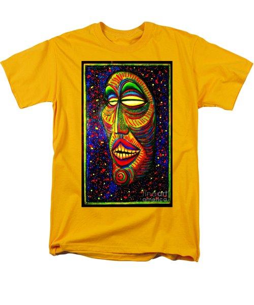 Ol' Funny Face Men's T-Shirt  (Regular Fit) by Kelly Awad