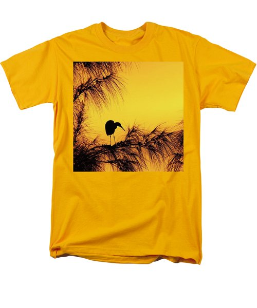 One Of A Series Taken At Mahoe Bay Men's T-Shirt  (Regular Fit) by John Edwards
