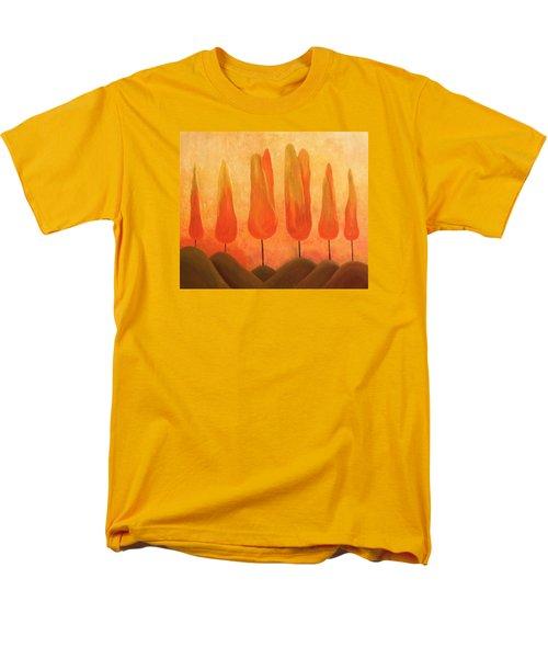 One Treeperhill Men's T-Shirt  (Regular Fit) by John Stuart Webbstock