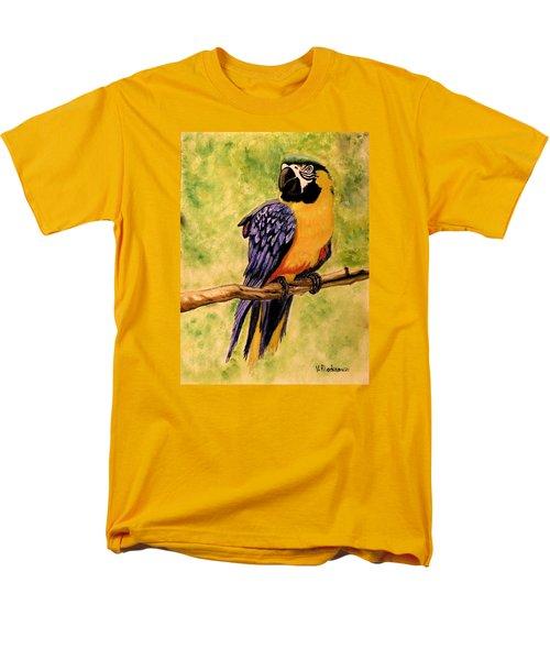 Parrot Men's T-Shirt  (Regular Fit)