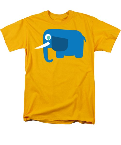 Pbs Kids Elephant Men's T-Shirt  (Regular Fit) by Pbs Kids