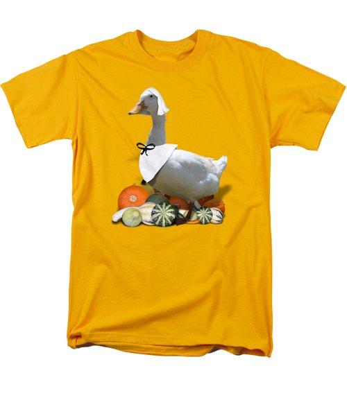 Pilgrim Duck Men's T-Shirt  (Regular Fit)