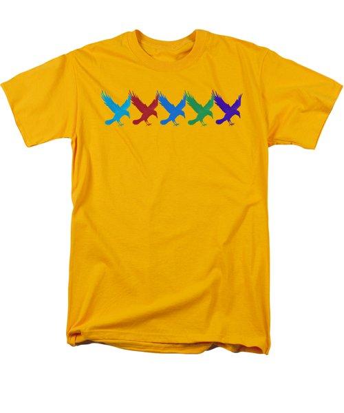 Ravens Apparel Design Men's T-Shirt  (Regular Fit) by Teresa Ascone