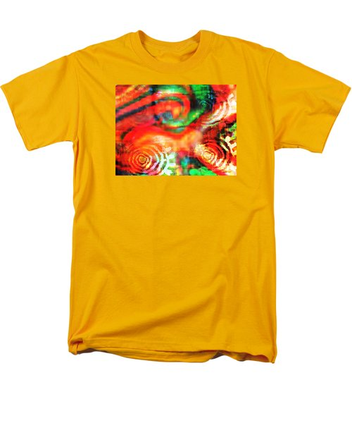 Rebel Men's T-Shirt  (Regular Fit) by Fania Simon