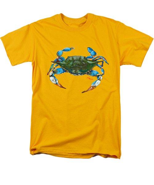 Red Hot Crab Men's T-Shirt  (Regular Fit)