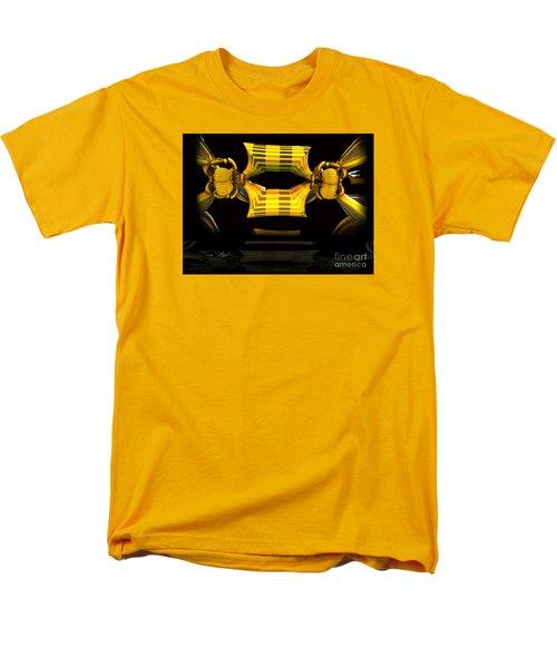 Men's T-Shirt  (Regular Fit) featuring the digital art Reflections by Melissa Messick