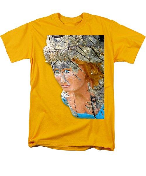 Regina Figurehead Men's T-Shirt  (Regular Fit) by Bob Slitzan