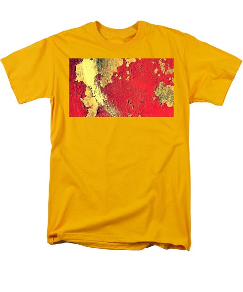 Rust Men's T-Shirt  (Regular Fit) by Paulo Guimaraes