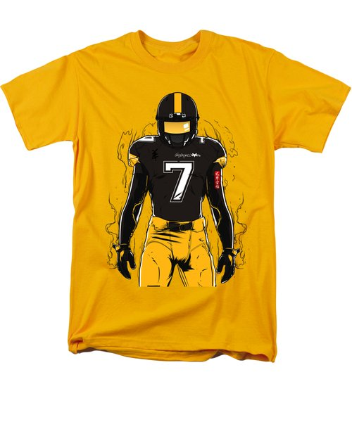 Sb L Pittsburgh Men's T-Shirt  (Regular Fit) by Akyanyme