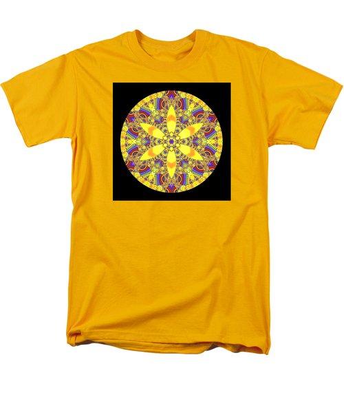 Seed Of Life  Men's T-Shirt  (Regular Fit) by Robert Thalmeier