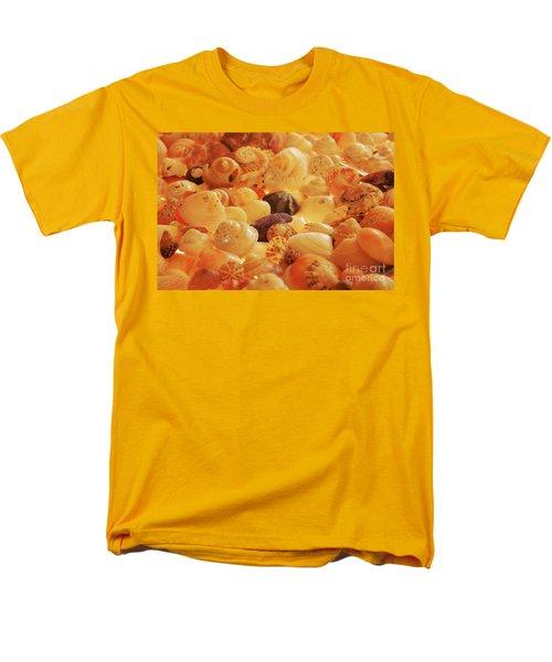 Shells Xvii Men's T-Shirt  (Regular Fit) by Cassandra Buckley