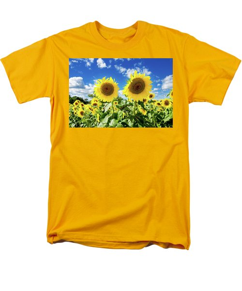 Men's T-Shirt  (Regular Fit) featuring the photograph Sisters by Greg Fortier