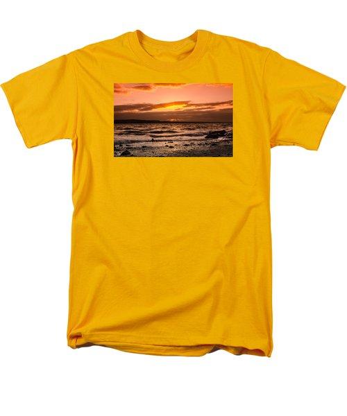 Skerries Men's T-Shirt  (Regular Fit) by Martina Fagan