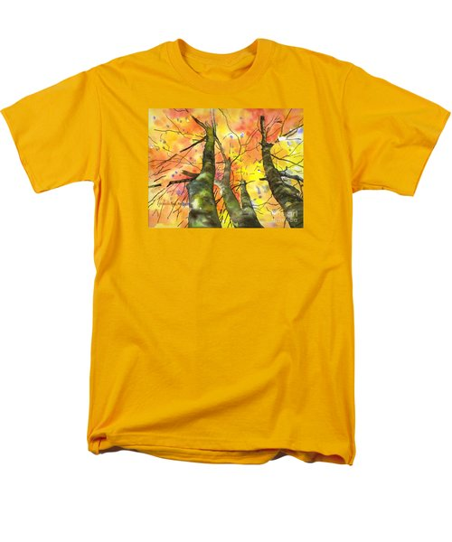 Sky View Men's T-Shirt  (Regular Fit) by Yolanda Koh