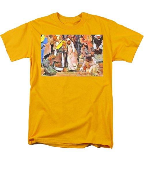 Spiritual Makeover Men's T-Shirt  (Regular Fit) by Wayne Pascall