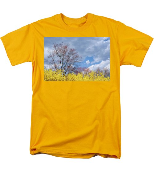 Men's T-Shirt  (Regular Fit) featuring the photograph Spring 2017 by Bill Wakeley