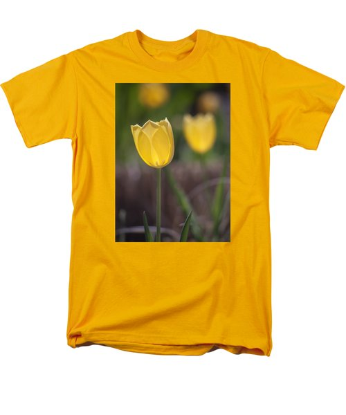 Spring Happiness Men's T-Shirt  (Regular Fit) by Morris  McClung