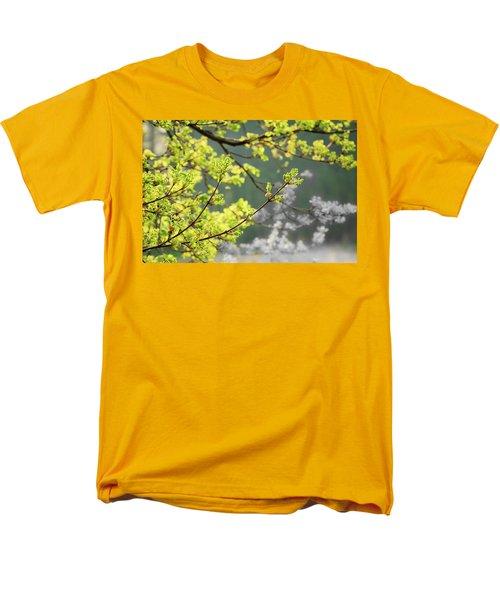 Spring In The Arboretum Men's T-Shirt  (Regular Fit) by Joni Eskridge