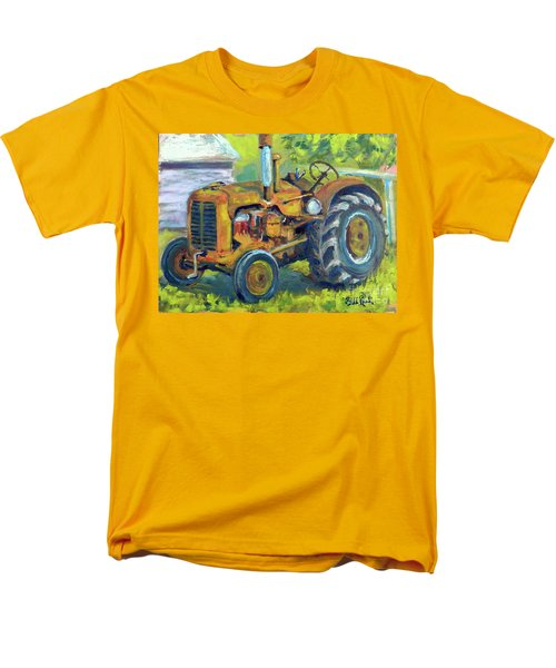 Still Workin' Men's T-Shirt  (Regular Fit) by William Reed