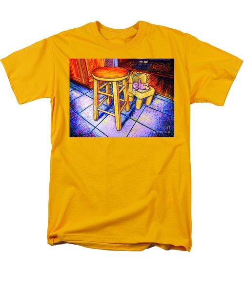 Stool Men's T-Shirt  (Regular Fit) by Viktor Lazarev