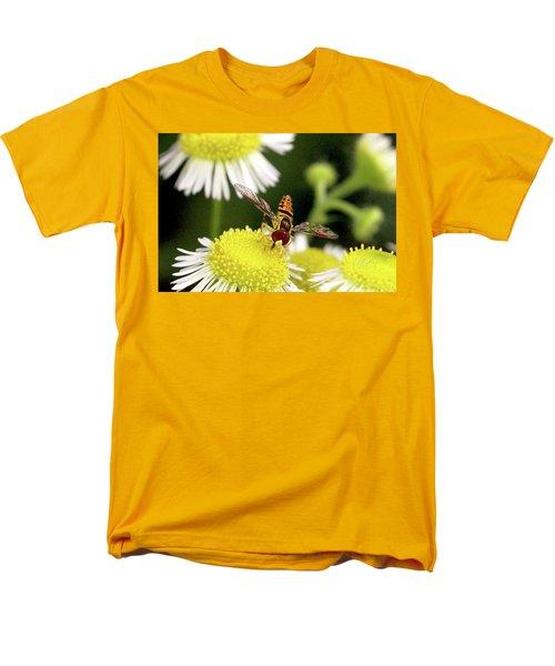 Sugar Bee Wings Men's T-Shirt  (Regular Fit) by Meta Gatschenberger